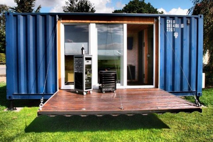 container haus selber bauen elegantes kleines badezimmer. Black Bedroom Furniture Sets. Home Design Ideas