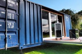wohnen im seecontainer schiffscontainer einfach selber bauen. Black Bedroom Furniture Sets. Home Design Ideas